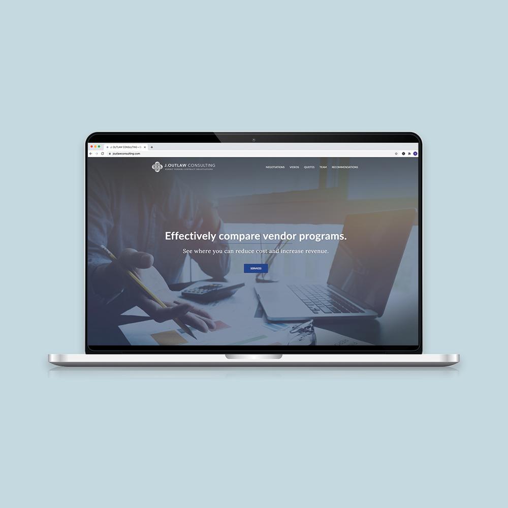 Portfolio Gallery - Website Design